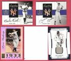 Lou Gehrig Cards, Rookie Cards, and Memorabilia Guide 63