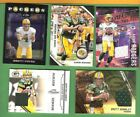 Aaron Rodgers Rookie Cards Checklist and Autographed Memorabilia 29