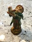 Vintage ANRI FERRANDIZ 6 FREEDOM BOUND SHEPHERD NATIVITY WOODCARVING Free Ship