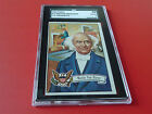 1956 Topps US Presidents Trading Cards 30