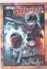 2014 Upper Deck Guardians of the Galaxy Autographs Gallery and Guide 24