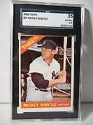 Comprehensive Guide to 1960s Mickey Mantle Cards 150