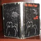 Cocteau Jean THE WHITE PAPER 1st Edition 1st Printing