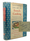 Julia Child MASTERING THE ART OF FRENCH COOKING VOLUME ONE Signed 1st 1st Editio