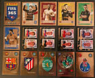 2016 Panini FIFA 365 The Golden World of Football Stickers 7