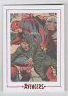 2015 Rittenhouse Avengers: Silver Age Trading Cards 4