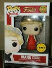 Funko Pop! Royals Diana Princess of Wales Red Dress Chase