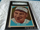1960 FLEER # 1 NAP LAJOIE SGC 82 1st CARD BASEBALL GREATS !!