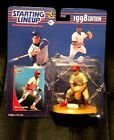 STARTING LINEUP 1998 MLB CINCINNATI REDS BARRY LARKIN  FIGURINE