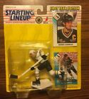 MARIO LEMIEUX NHL PITTSBURGH PENGUINS STARTING LINEUP ACTION FIGURE & 2 CARDS