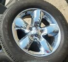 20 INCH 13 14 15 16 17 DODGE RAM 1500 OEM CHROME CLAD ALLOY WHEEL RIM