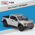 1 24 Scale Ford Genuine Car Model 2017 F 150 Raptor PICK UP Diecast Alloy Toys