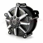 Motorcycle CNC Air Cleaner Intake Filter For Harley Electra Glide Touring 97 07