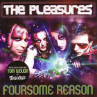THE PLEASURES Foursome Reason CD Glam Metal; Crazy Lixx Crashdiet Vains of Jenna
