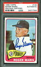 Roger Maris Cards and Autographed Memorabilia Guide 43