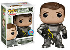 FUNKO POP GAMES FALLOUT #67 POWER ARMOR (UNMASKED) NYCC 2015 EXCLUSIVE VINYL 🎨