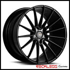 SAVINI 19 BM16 GLOSS BLACK CONCAVE WHEEL RIMS FITS NISSAN ROGUE MURANO