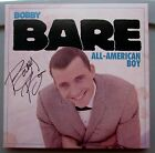 Bobby Bare - All American Boy Boxed 4 CD Import - Signed 2X - CMA Hall of Fame