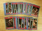 2017 Topps WWE Heritage Thirty Years Of SummerSlam Insert Set - 50 Cards