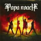 PAPA ROACH   -  TIME FOR ANIHILATION...ON THE RECORD & ON           -    NEW CD