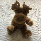Boyds Bears Collection Spruce McMoose Holiday Plush Bear Jointed 2004 Retired