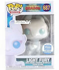 Funko Pop Movies How To Train Your Dragon Light Fury #687 Funko Shop Exclusive