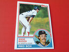 Wade Boggs Cards, Rookie Cards and Autographed Memorabilia Guide 16