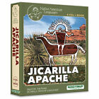 Jicarilla Apache 4 CDs Book Native American Languages by Audio Forum