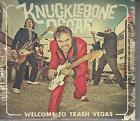 KNUCKLEBONE OSCAR Welcome To Trash Vegas CD Europe Rookie 2010 11 Track CD In