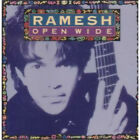 RAMESH Open Wide CD Germany Polydor 11 Track (8477712) Marks To Disc
