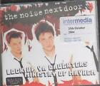 NOISE NEXT DOOR Lock Up Ya Daughters/Ministry Of Mayhem CD Europe Us And Them