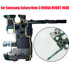 Motherboard Replacement Part for Samsung Galaxy Note 3 N900A N900T 16GB Unlocked
