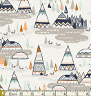 Native American Fabric Bundle for Kids  Indian Summer by Art Gallery Fabrics
