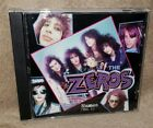 THE ZEROS cd NAMES VOLUME 1 free US shipping