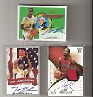 2012-13 Panini Immaculate Basketball Rookie Autograph Patch Gallery, Guide 71