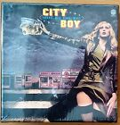 CITY BOY - Promo box 5 CD mini-LP (Japan) NEW