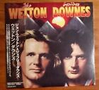 Wetton Downes : John Wetton / Geoffrey Downes mini LP CD VQCB70015 Japan New