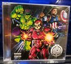 Underground Avengers - Anomly 88 CD SEALED rare cover twiztid boondox marvel UGA