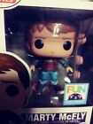 FUNKO POP Back to the Future MARTY McFLY w Hoverboard #245 FUN exclusive