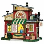 LEMAX Xmas Village MELTED PERFECTION GRILLED CHEESE SHOP  Building Porcelain