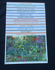 COMPLETE MINT SET OF 12 NATURE OF AMERICA SHEETS 3293 3378 4423 4474 VF MNH