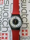 Swatch Chrono Tech GB403 1985  Standard Gents 34mm