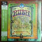 Rush - Feedback CD Mini LP WPCR14998 Japan NEW