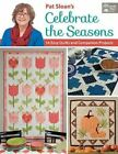 Pat Sloans Celebrate the Seasons 14 Easy Quilts and Companion  9781604689877