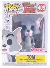 New Funko Pop Animation Tom And Jerry Tom #409 Target Exclusive In Hand