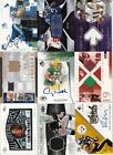LOT of (27) NFL Football Upper Deck Brand Jumbo Jersey Rookie Patch AUTO RC 49