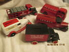 ERTL Vintage TEXACO TRUCK Collectible Lot 1932 Ford van 1949 White Kenworth +