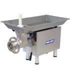 NEW Meat Grinder 2 HP 220V Cast Iron PRO CUT KG 22 W XP 9894 Commercial NSF