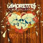 THE AMORETTES - BORN TO BREAK USED - VERY GOOD CD