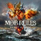 MOB RULES Beast Reborn 2018 CD Power Metal orden ogan gamma ray symphorce angra